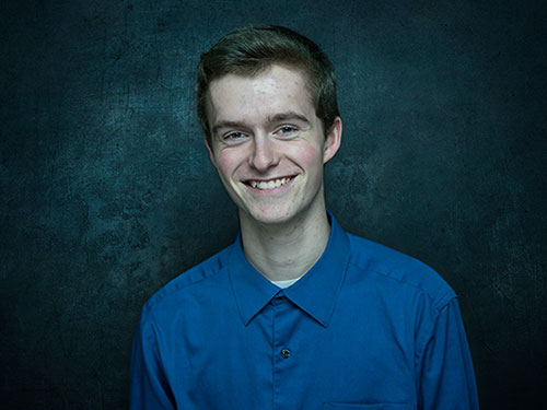 Nathan Compton - Music Education Degree